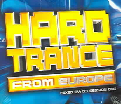 HARD TRANCE FROM EUROPE (CD)