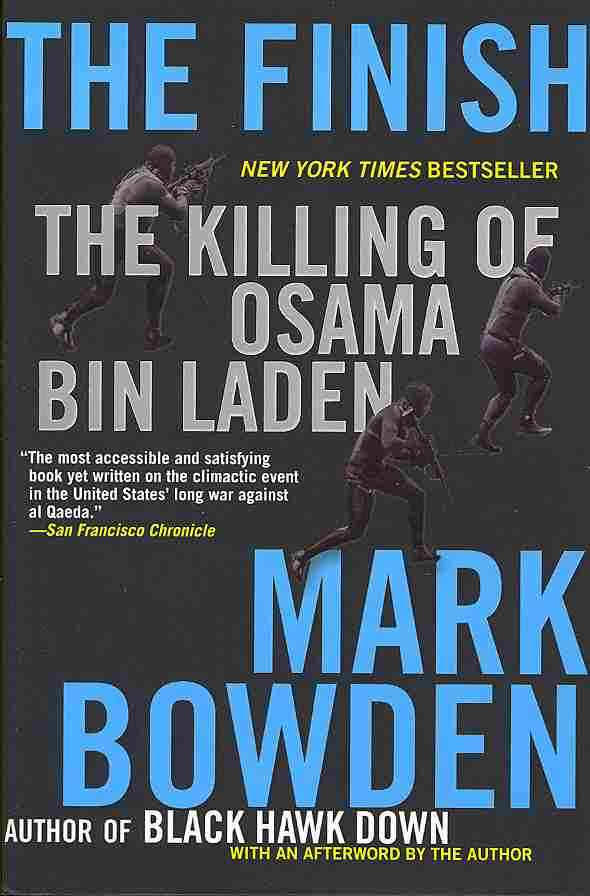 The Finish By Bowden, Mark